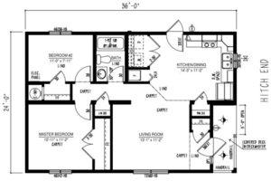 Iconic Island Dwellings Floor Plan