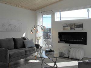Iconic Island Dwellings Living Room