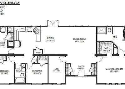 Iconic Island Dwellings - BC2764-100-C-1 renderings