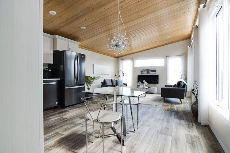 Iconic Island Dwellings - Skyview Showhome